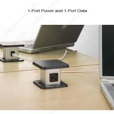 desktop outlets pop out outlets cableorganizer com
