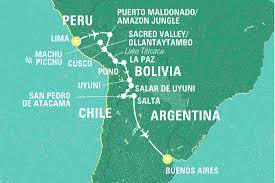 Lake Titicaca Map Top 10 Peru Tours U0026 Trips 2017 18 Geckos Adventures Ie