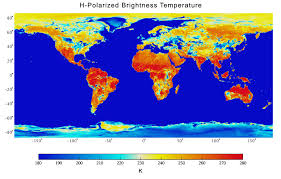 National Temperature Map First Global Rainfall Snowfall Map From New Mission Nasa