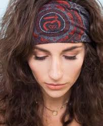 hippie headbands hippie headband organic cotton headbands soul flower