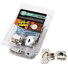 surface mount cabinet hinges cabinet hardware the home depot