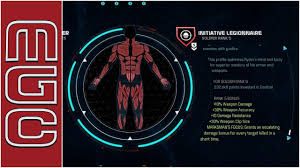 mass effect andromeda soldier profile suggestions youtube
