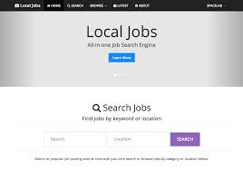 instant job search engine aggregator by vidal codecanyon