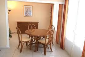 meubles en rotin photos salles a manger en rotin pour verandas et deco interieur