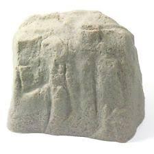 fake rock ebay