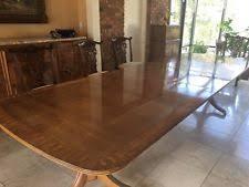 Henredon Dining Room Furniture Henredon Dining Table Ebay