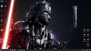wallpaper engine free starwars darth vader black screen free