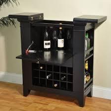 Flip Top Bar Cabinet Flip Top Bar Cabinet Espresso Walmart