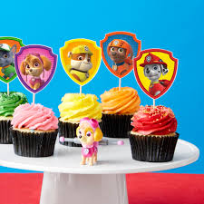 umizoomi cake toppers paw patrol cupcake toppers nickelodeon parents