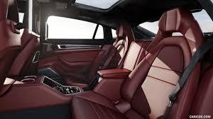 porsche panamera interior 2017 porsche panamera 4 e hybrid executive interior rear seats