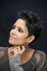 harry berry hairstyle halle berry halle berry and short hair