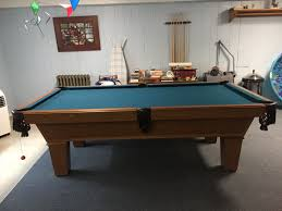 non slate pool table what is the difference between a slate and non slate pool table l