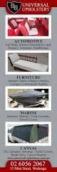 Marine Upholstery Melbourne Universal Upholstery Upholstery 15 Mint St Wodonga