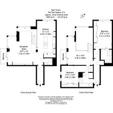 42nd floor luxury duplex 2 bed 2 bath pan peninsula e14 canary