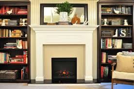 white fireplace 2279 latest decoration ideas