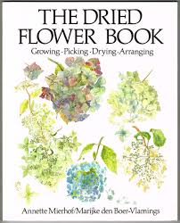 Drying Flowers In Books - the dried flower book mierhof 9780525477006 amazon com books