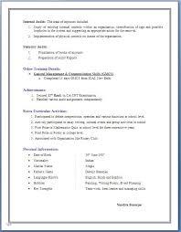 Sap Abap Sample Resume 3 Years Experience by Sap Abap Resume For 1 Year Experience 3 Years Experience Resume