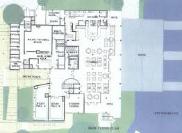 Boathouse Floor Plans Shellhouse