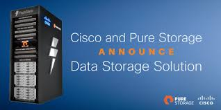 data storage solutions cisco and pure storage announce epic infrastructure solution