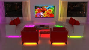 led lights for home decoration home office