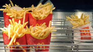 jeux de cuisine frite mcdonald s livre le secret de ses frites et de leurs 19 ingrédients