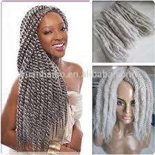 gray marley braid hair 20 marley grey hair kinky twists braiding synthetic hair buy