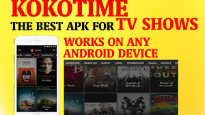 tv shows apk the best apk for tv shows nothing comes period