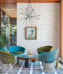 Warren Platner Chair Interiors By Jacquin Design Love The Warren Platner Chair