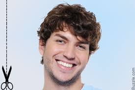haircut for men with curly hair snip snip the best haircuts for round faces are here
