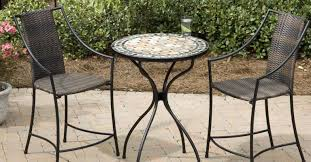Patio Bistro Sets On Sale by Patio U0026 Pergola Cool Wicker Patio Furniture Set Resin Rattan