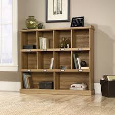 Sauder White Bookcase by Barrister Lane Bookcase 414724 Sauder