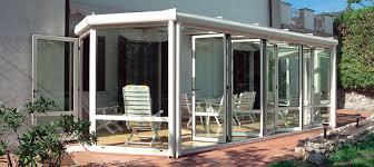 chiudere veranda verande per terrazzi