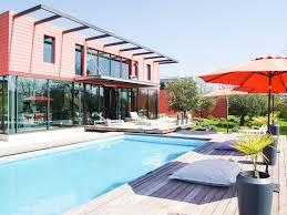 villa d architecte contemporaine villa contemporaine d u0027architecte avec piscine 9 personnes grand