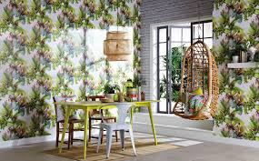 get the tropical decor at home arthouse