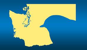 Yakima Washington Map by The Great Washington State Birding Trail Audubon Washington