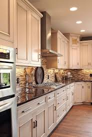 backsplash for cream cabinets pin by katherine flitsch on house pinterest kitchens house and