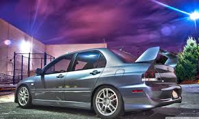 mitsubishi purple mitsubishi lancer wallpapers reuun com
