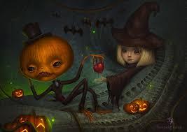 halloween love by sugarflesh on deviantart