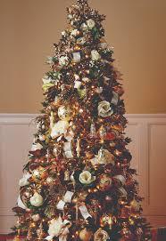 Moose Christmas Tree Skirt Golden Botanical Christmas Tree By Raz Imports A Enchanted