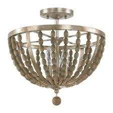 wood flush mount ceiling light c4795tz lowell semi flush mount ceiling light tuscan bronze with