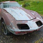 1971 corvette parts 1972 steel cities grey corvette chevrolet corvette 1972