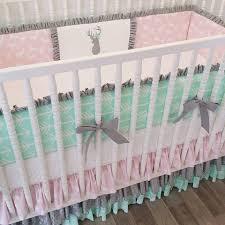 Baby Deer Nursery Made To Order Crib Bedding Baby Bedding Deer Nursery