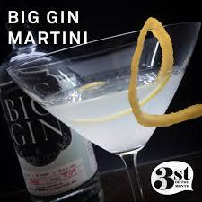 martini big big gin martini u2014 3st of the month