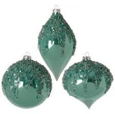 glass balls glass ornaments