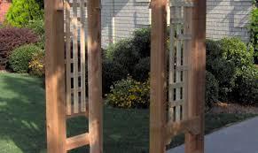 trellis gardening ideas garden home flat arbor arbor design