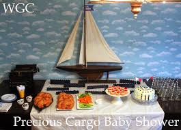 precious cargo baby shower wayward crafts precious cargo baby shower decor