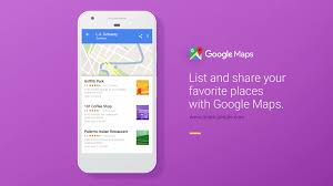 G00gle Maps Google Maps Now Lets You Create And Share Lists Of Your Favorite
