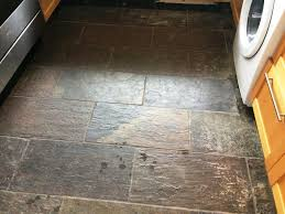 Slate Kitchen Floor by End Of Tennancy Kitchen Floor Cleaning In Berkshire Stone