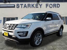 Ford Explorer Models - starkey ford inc ford dealership in york me