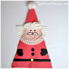 east coast mommy simple santa crafts that kids will love
